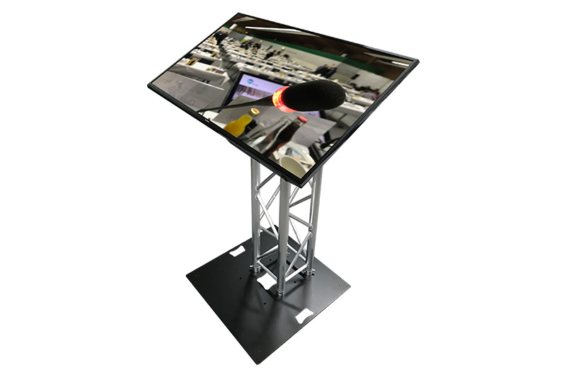 Global Truss Monitor Stage Stand TV